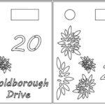 Custom mailbox flower alternative designs