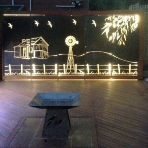 Outback 5 Panel Set 1