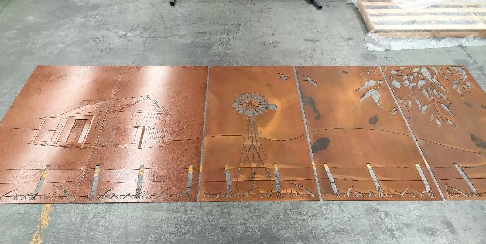 Outback 5 Panel Set 2
