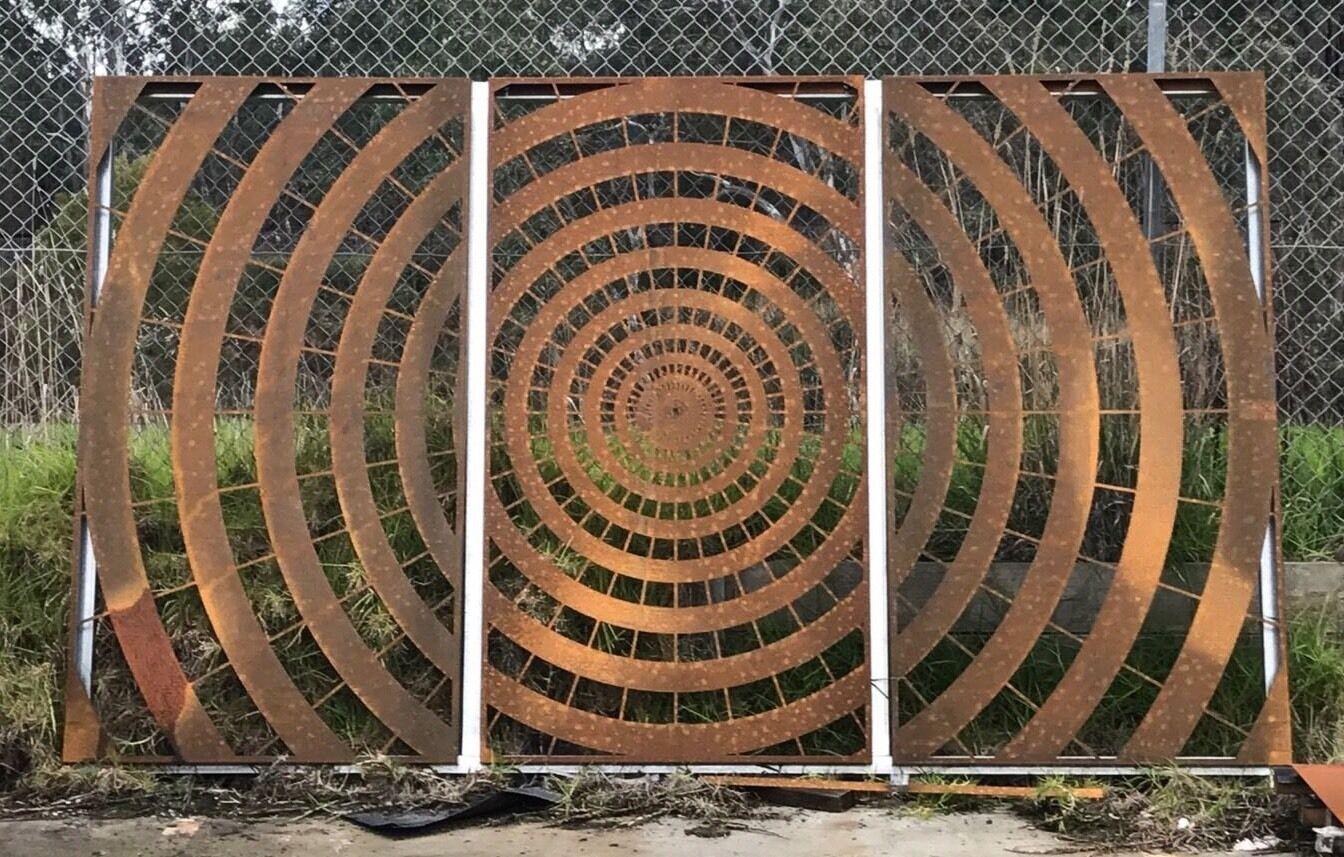 Spiral 3 Panel Set 2