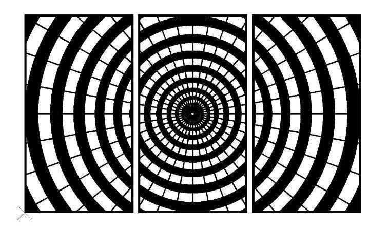 Spiral 3 Panel Set 3