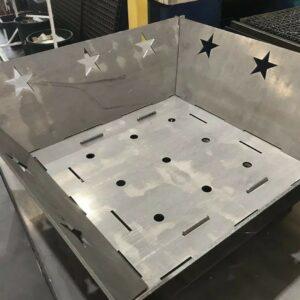 Star fire pit 2
