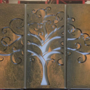 Tree of Life 3 panel set